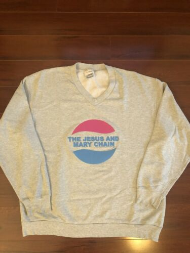 Rare Vintage The Jesus And Mary Chain Pepsi Shirt