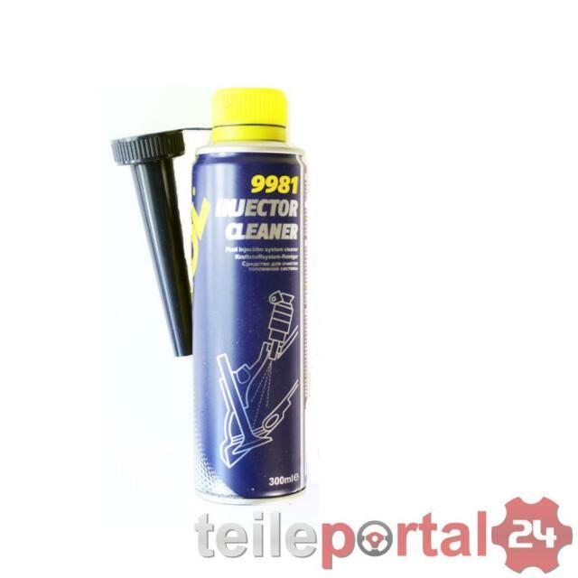 [1L 1x Mannol Inyector Limpiador (300mL) Aditivo para Combustible