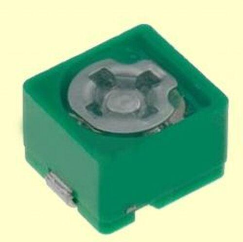 1 PC Murata SMD trimmkondensator 6,5-30pf 100v verde 4,5x4x3,2mm New