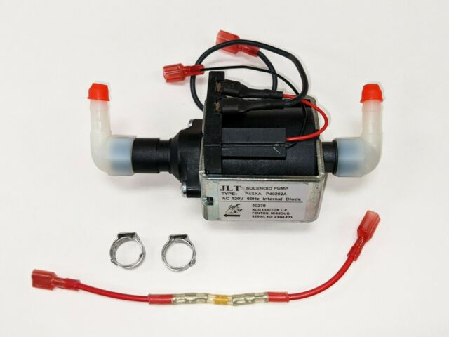 """New Rug Doctor Pump Kit fits Mighty Pro, Wide Track, X3 """"New Style"""" JLT"""