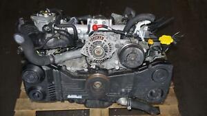 SUBARU-IMPREZA-WRX-FORESTER-EJ205-VVT-ENGINE