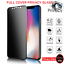 thumbnail 1 - Privacy Tempered Glass Screen Protector iPhone 5 6 7 8 X SE 11 XR XS 12 13 PRO