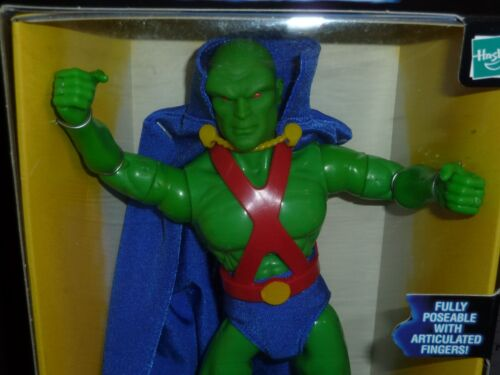 MARTIAN MANHUNTER JUSTICE LEAGUE OF AMERICA 8 INCH MEGO TYPE