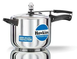 5 L Hawkins Inox Autocuiseur – Induction Compatible-afficher Le Titre D'origine éLéGant Dans Le Style