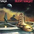 Silent Knight by Saga (CD, Nov-2002, Steamhammer)