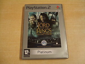 PLAYSTATION-2-GAME-THE-LORD-OF-THE-RINGS-THE-TWO-TOWERS