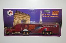Werbetruck-michael schumacher Collection-f1 temporada 2004 nr 10 francia -9