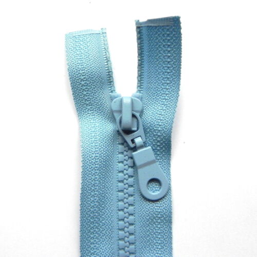 Choice of 11 Zipper Lengths /& 14 Colours Chunky Open Ended Zip Plastic Teeth
