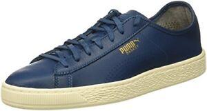 PUMA Men s Basket Classic Soft Sneaker Sailor Blue 10.5 M US