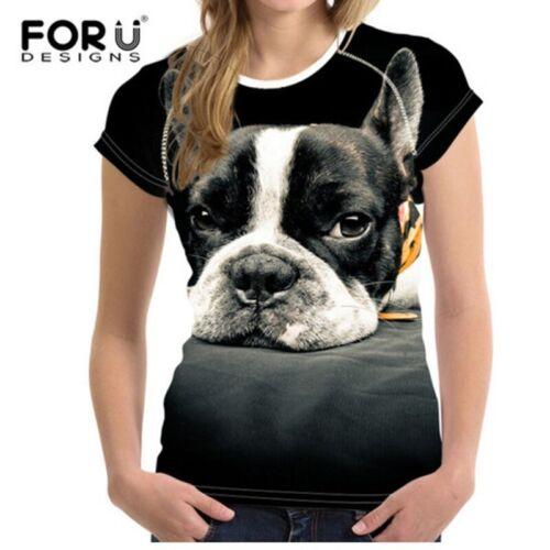 Personalised T-Shirt Women Short Sleeve Shirt Crew Neck Summer Casual Tops S XL