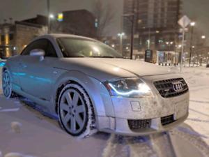 2003 Audi TT 3.2 VR6 S-Line Quattro **New Winter Tires**