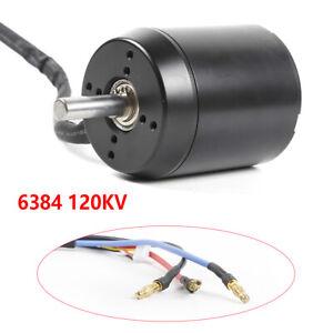 6384 120kv sensored brushless motor f r e scooter skateboard max load 100kg dhl ebay. Black Bedroom Furniture Sets. Home Design Ideas