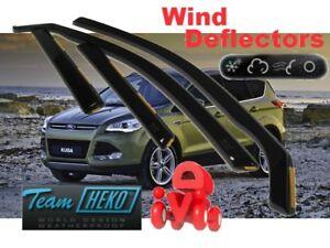 FORD-KUGA-II-2012-5-doors-Wind-deflectors-4-pc-HEKO-15307