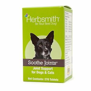 herbsmith soothe joints  cat  dog arthritis pain relief