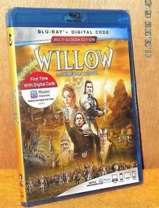 Willow blu ray