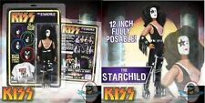 KISS 12 Inch Retro Action Figures Series One The Starchild by Figures Toy Co.