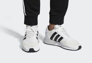 Details zu adidas Männer Originals N 5923 Schuh AH2159 Ftwr White Turnschuh Knit PK NEU