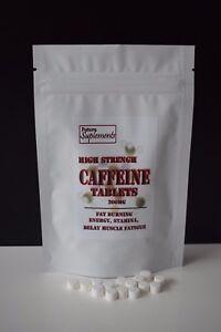 Koffein-Tabletten-200-mg-Tabletten-Gewichtsverlust-Stimulation-Zaun