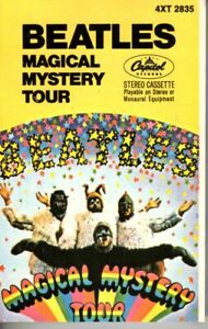 The-Beatles-Magical-Mystery-Tour-1978-Cassette-Tape-Album-Classic-Hard-Rock-Roll