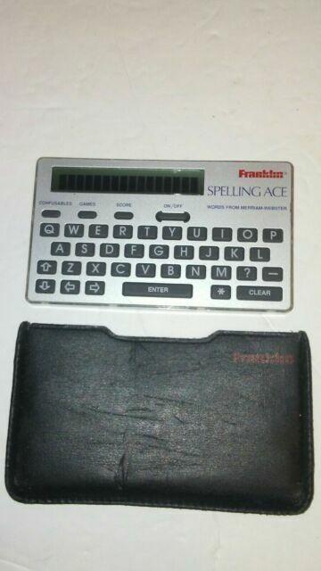 Franklin Spelling Ace SA-95