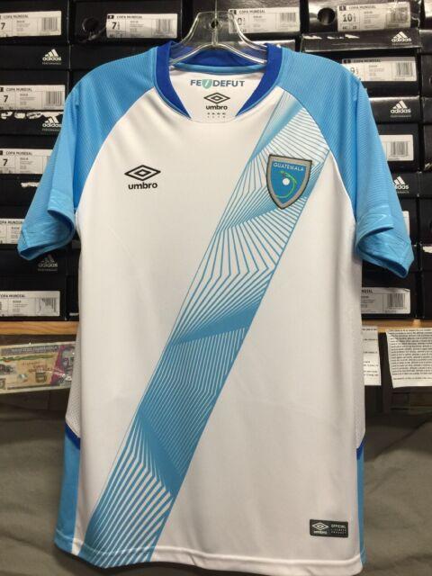 Umbro Guatemala 2019 Soccer Jersey//Nueva Playera De Guatemala 2019 Size Medium