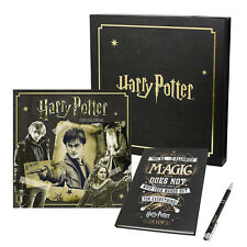 Harry Potter Limited Edition Collector Geschenkset Kalender 2019 Tagebuch Kulli