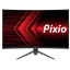 thumbnail 1 - Pixio PXC327 32 in 165Hz 1440p HDR AMD FreeSync Curved Gaming Monitor
