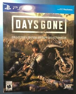 Days-Gone-Collector-039-s-Edition-PS4-Neuf