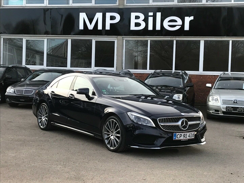 Mercedes CLS350 3,0 BlueTEC aut. 4d