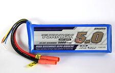 RC Turnigy 3s 11,1v 5000mah 20-30c Lipo batería, Traxxas