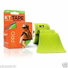 KT Tape Pro Kinesiology Elastic Sports Tape - Support - Winner Green