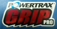 1pcs Powertrax Grip Pro Racing Decals Sticker Approx Size 6.25 X 3.25