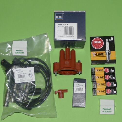 Bosch BERU NGK Câble D/'allumage Rep Phrase Mercedes w201 190 E 1,8 2,0 2,3 w124 200 230