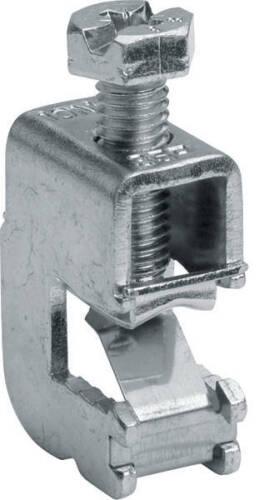 1 Stk Hager Sammelschienenklemme 35qmm für Cu 12-30x10mm K96J