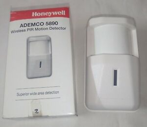 Image is loading Honeywell-Ademco-5890 -Wireless-Passive-Infrared-Detector-Motion-
