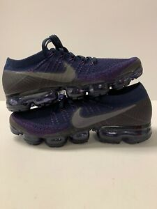 3717158ff3 Image is loading NIKELAB-AIR-VAPORMAX-FLYKNIT-COLLEGE-NAVY-DARK-GREY-
