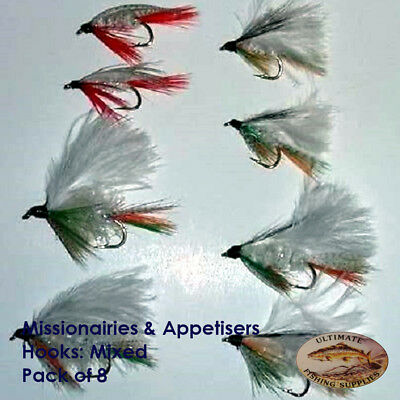 UFS Fly Pack Bloodworms 8 Mixed