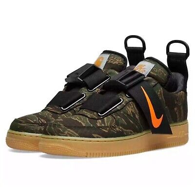 "Nike Airforce 1 Low Utility Carhartt Wip In ""Camo"""