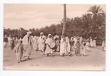 AFRIQUE scenes types ethnies missions Ethnics fete arabe tambour musiciens