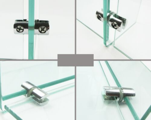 Glass Door Pivot Hinges For Inset Doors Bathroom Shower Door Gloss Finishing