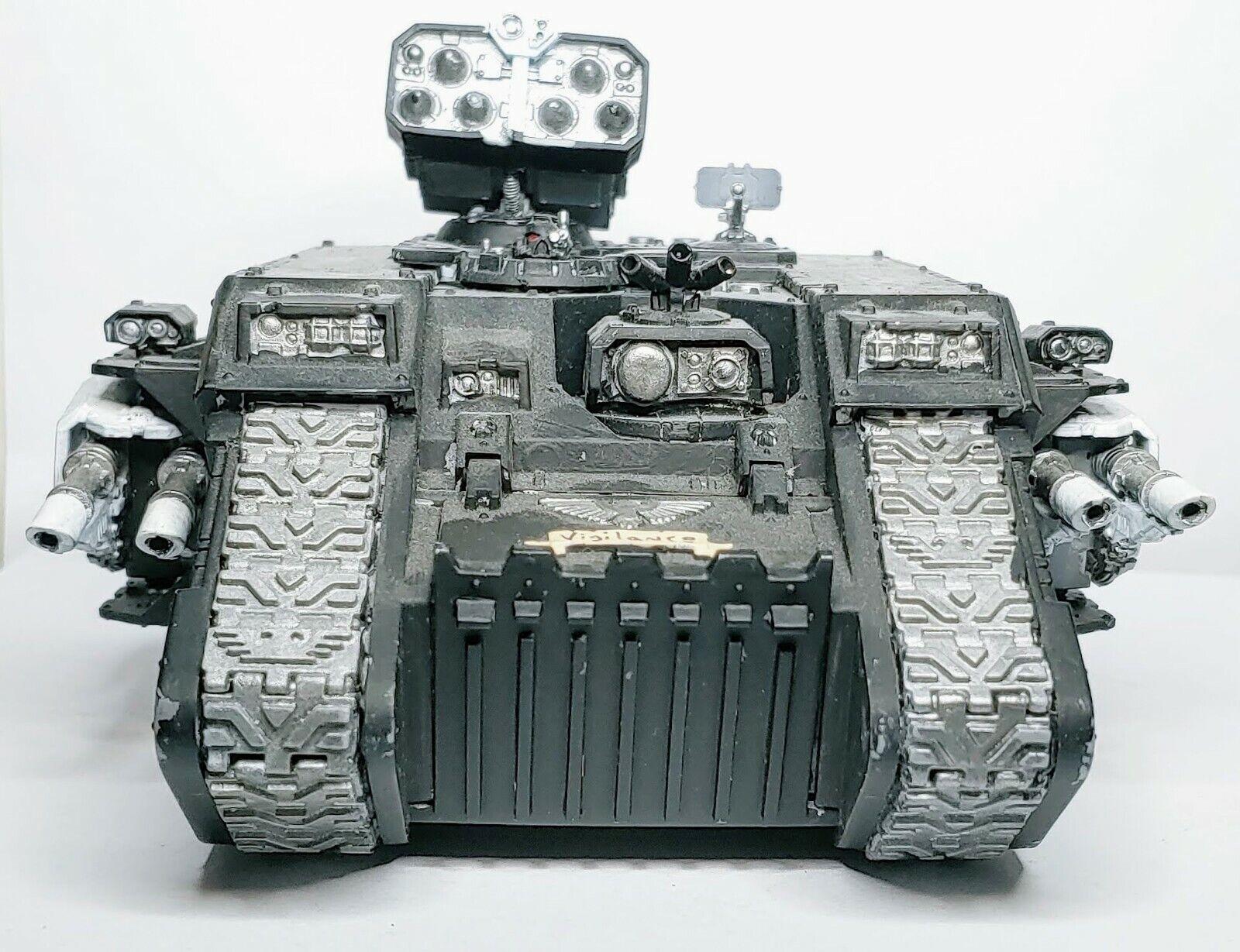FORGEWORLD Scorpione Rosso Marine Onore Guardia Power Axe-bit 40K