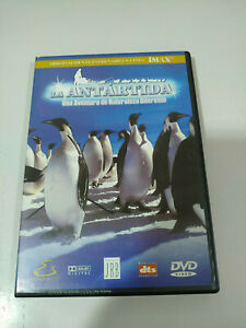La Antartica Una Avventura de Natura Diverso DVD Spagnolo English - Am