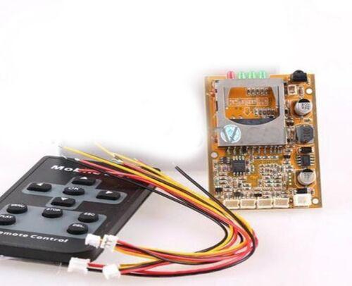 FPV DVR Board Mini DVR Board 1CH SD DVR Board D1 704x576 Motion Detection