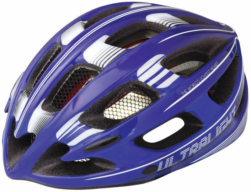 Bike helmet road LIMAR Ultralight Pro 104 Blau L 56-61