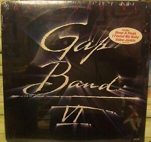 """GAP BAND - Gap Band VI - 12"""" 1984 - Italia - GAP BAND - Gap Band VI - 12"""" 1984 - Italia"""