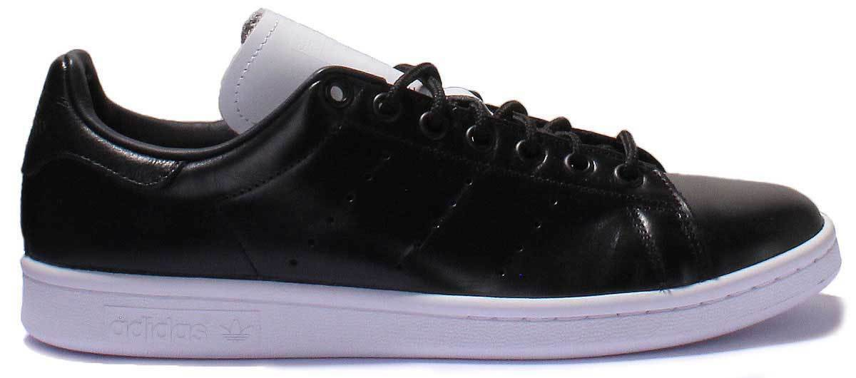 Adidas Stan Smith blanc noir blanc Smith B Grade 4bac61