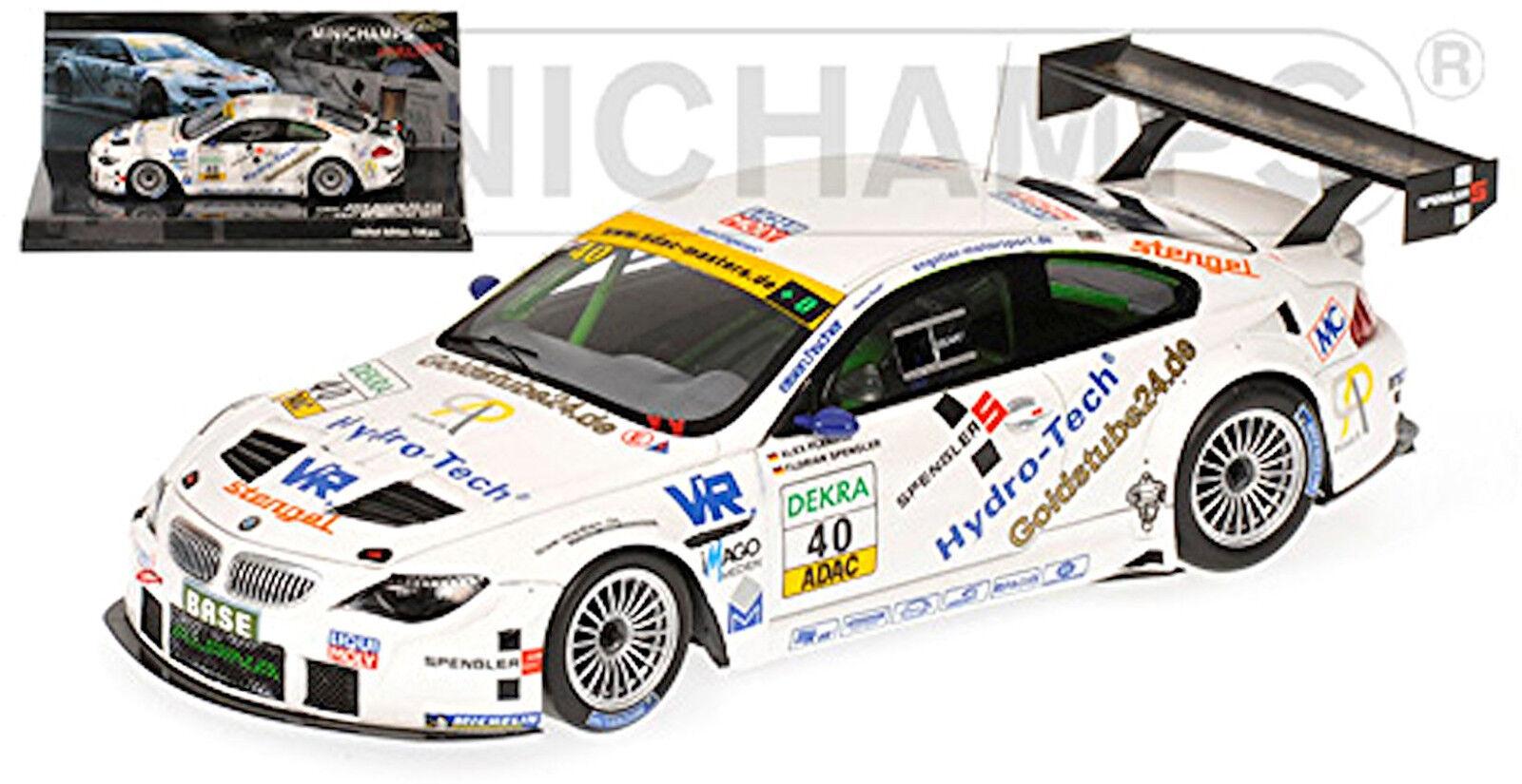 BMW Alpina B6 GT3 ADAC Gt Masters 2011 Liqui Moly squadra Engstler  40 1.43