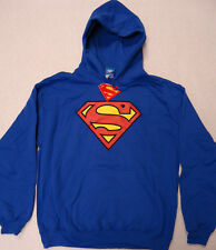 Fifth Sun DC Comics Superman Pullover Hoodie Sweatshirt XL