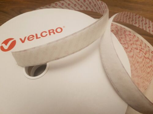 VELCRO® Brand PS14 Self Adhesive Hook and loop Sticky Backed tape fastener 16mm