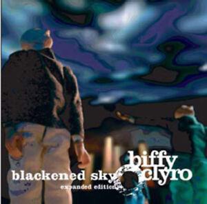 Biffy-Clyro-Blackened-Sky-Vinyl-Expanded-12-034-Album-Coloured-Vinyl-2-discs